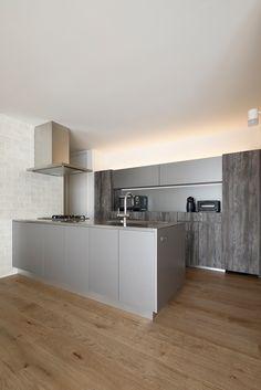 納入事例|キッチンハウス : kitchenhouse|オーダーキッチン・カスタム Kitchen, Home Decor, Cooking, Decoration Home, Room Decor, Kitchens, Cuisine, Home Interior Design, Cucina