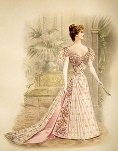 De 20+ beste afbeeldingen van FASHION | 1900 mode