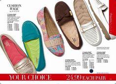 Fancy Feet! www.youravon.com/aaustin-hanson #cushionwalk #AVON