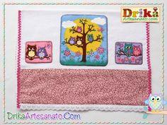 Patch aplique fácil e sem molde - Drika Artesanato
