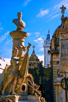Untitled by Chris Taylor on 500px , Le Recoleta Cemetery, Buenos Aires, Argentina