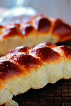 Pão doce caseiro... ou rosca simples