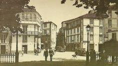 Memorias de Compostela: Porta Faxeira