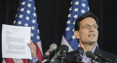 RICHMOND, Va. — House Majority Leader Eric Cantor is a rising star in national politics, but here at home, he's at the center of a battle with fellow Republicans. His allies are maneuvering to pack leadership slots at the Republican Party of Virginia with like-minded figures — a move they hope will bring stability to a party with...