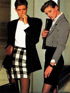 Elle US March 1988