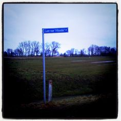 Dag 2: 1 km voor Groningen