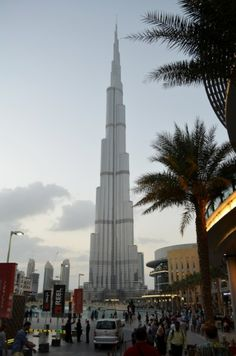 Dubai-hattan . Getting to the top of Burj Khalifa is a must. I also suggest visiting the aquarium in the Atlantis hotel; the aqua-park there is really something too.