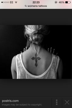 I think this is such a cool tattoo!