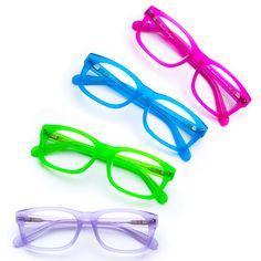 Get set for #summer with our range of #DerekCardigan fluro #frames!  Browse #glasses: http://www.clearlycontacts.co.nz/derek-cardigan?cmp=social&src=pn&seg=nz_14-10-15_dcfluroframes-smco