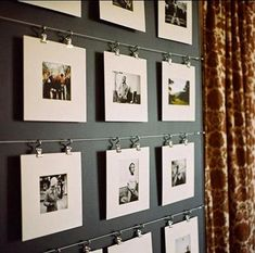10 Photo Wall Ideas