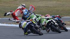 Abgang für Moto3-Pilot Juanfran Guevara beim Großen Preis von Japan in Motegi