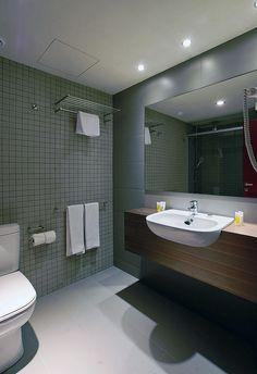 El Hotel Acta Ink606 ofrece comodidad ante todo. Espacios amplios en todas las habitaciones.