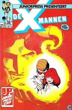Strips - X-Men - De X mannen 35