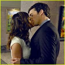 Image result for ian harding kissing