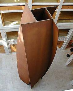 RICHARD SERRA- Escultura