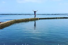 These serene tidal pools offer safety, seclusion and scenic surrounds. Best of all, they don't need top-ups from the city's water supply. Natural Swimming Pools, Natural Pools, Water Supply, Cape Town, Serenity, City, Nature, History, Historia