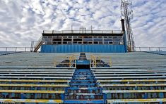 Gilroy Stadium in Gary, Indiana - It hosted Gary's most famous sons, the Jackson Five, for a 1969 concert.