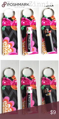 """Made in Vera Bradley Print Keychain Ziggy Zinnia Made in Vera Bradley Print Chapstick Keychain Ziggy Zinnia (40+ Different VB Prints to choose from) Chapstick Keychain~Fits Mini Bic Lighters~and Flash Drives Size 4"""" x 1 1/2"""" Smoke Free Home Chapstick/Lighter NOT Included ✨Pattern placement varies✨ All Keychains are made with high quality material from a smoke free home 100% Vera Bradley Fabric Interface Metal Keyring~Firm unless Bundled Made in Vera Bradley Accessories Key & Card Holders Preppy Car Accessories, Best Cars For Teens, Just Married Car, New Luxury Cars, Fashion Design, Fashion Tips, Fashion Trends, Vera Bradley, Keychains"""