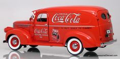 Awesome Diecast - Danbury Mint 1:24 1941 Coca Cola Delivery Truck ,  €114.50 (http://www.awesomediecast.com/danbury-mint-1-24-1941-coca-cola-delivery-truck/)