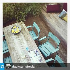 #Repost @dacksamsterdam ・・・ #dacks#fermob#luxembourg#french#trendy#outdoor#furniture#allweather#aluminum#urban#gardening#lifestyle#armchair#exclusive#paris#vintage#parc#chair