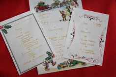Godt og Sunt: Juleforberedelser - Julens Menyer