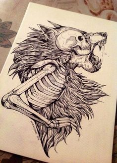 Wolf-tattoo | Tumblr