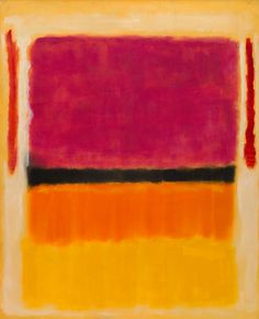 Buy Untitled (#17), 1947 Prints from Art.com With paintings such as Untitled (Violet, Black, Orange, Yellow on White and Red), Mark Rothko arrived at his mature idiom. For the next 20 years he would explore the expressive potential of stacked rectangular fields of luminous colors. Like other New York School artists, Rothko used abstract means to express universal human emotions, earnestly striving to create an art of awe-inspiring intensity for...
