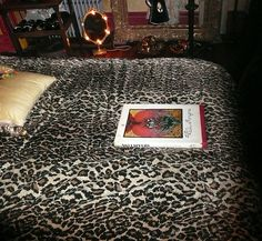 Vali's room at The Chelsea Hotel