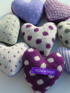Lavender bags-cute way of presenting