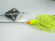 Handmade Buzz Baits by Hunyhole Baits by HunyholeBaits on Etsy, $5.00