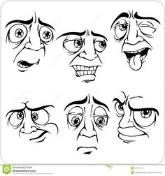 vector facial expressions - Google Search