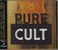 El culto-Pure Cult-Los Singles 1984-1995 (Remaster) - Japón CD C94