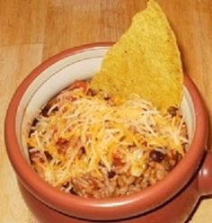 Crock Pot Taco Junk