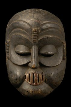 Provenance American Private Collection, New York Alexander Claes, Brussels, Belgium African Masks, African Art, Tribal African, Masks Art, Clay Masks, Sculpture Clay, Sculptures, Art Premier, Art Africain