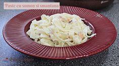 Paste cu somon afumat si smantana. Gata in 30 de minute! Cabbage, Vegetables, Recipes, Food, Recipies, Essen, Cabbages, Vegetable Recipes, Meals