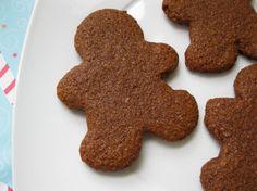 spelt ginger cookies