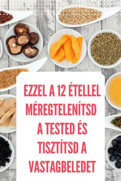 Fogyókúrás ételek - Kattints a képre a teljes cikkért! Herbal Remedies, Natural Remedies, Nutrition, At Home Workouts, Smoothies, Herbalism, Healthy Lifestyle, Healthy Living, Clean Eating