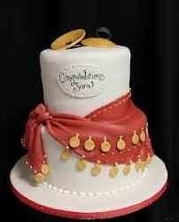 #Cake #Aniversário #Dança do Ventre #Belly Dance #Bolo