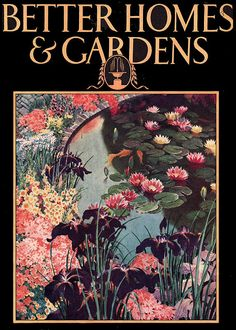 1928 Better Homes & Gardens Cover by American Vintage Home, via Flickr