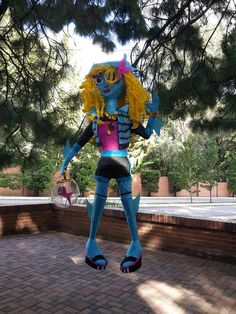 My daughter chose Monster High as the theme for her 6th birthday party