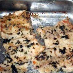 Citromos-fokhagymás afrikai harcsa Recept képpel - Mindmegette.hu - Receptek Chicken, Food, Recipes, Essen, Meals, Yemek, Eten, Cubs