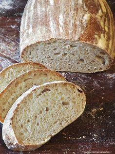 paine cu maia - reteta pentru incepatori - painea cu gust de acasa