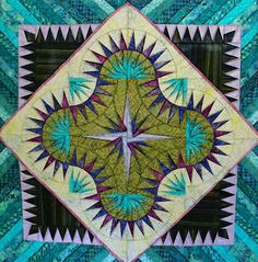 Golden Harvest, Quiltworx.com, Made by Michelle.
