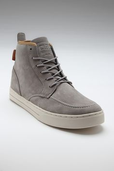 CLAE FOOTWEAR JONES CONCRETE NUBUCK