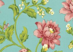 Use this beautiful Rosehip - Glorious Garden cotton fabric from April Cornell to create your sewing and quilting projects and patterns