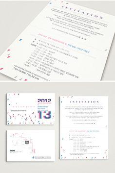상품번호 B02014 > 기념식:개업식:기공식 | 봄날 당신을 초대합니다 :: 봄비즈 Invitation Cards, Invitations, Editorial, Bullet Journal, Design, Save The Date Invitations, Shower Invitation, Invitation