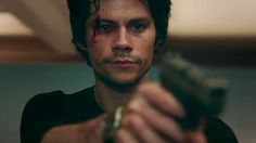'American Assassin' Trailer: Dylan O'Brien Michael Keaton Fight Terrorists  Taylor Kitsch also stars in the adaptation of the Vince Flynn novel.  read more