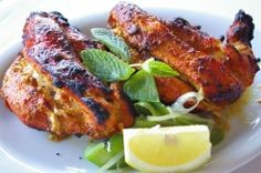 My way of making Tandoori Chicken    Summer brings everyone together as temperature rises everyone wants to go to beach,do some barbeque.so this...