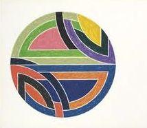 Frank Stella   Sinjerli Variation II (1977), Available for Sale   Artsy