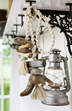 Coastal Decor discovered by Amy Melampy on We Heart It